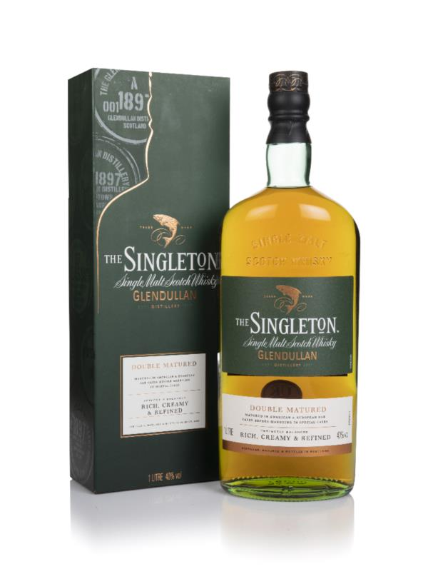 The Singleton Of Glendullan Double Matured Single Malt Whisky