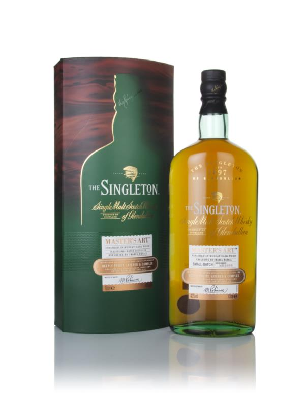 The Singleton of Glendullan Muscat Cask Finish - Master's Art Single Malt Whisky