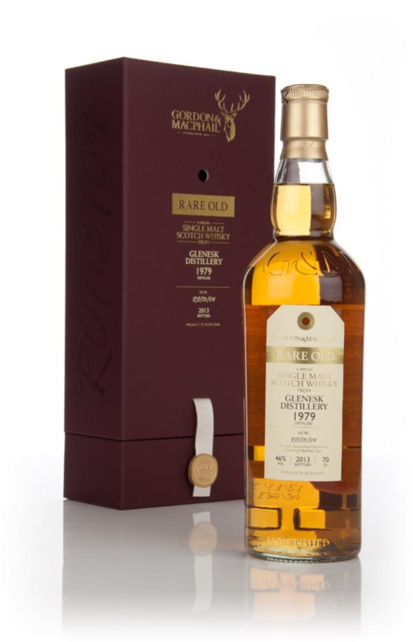 Glenesk 1979 - Rare Old (Gordon & MacPhail) Single Malt Whisky