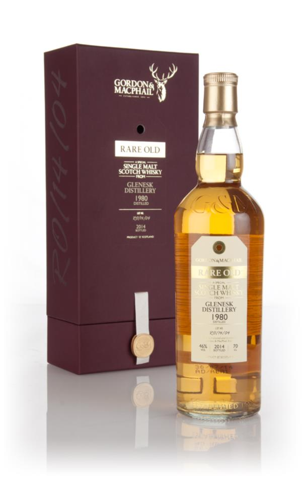 Glenesk 1980 (bottled 2014) (Lot No. RO/14/04) - Rare Old (Gordon & Ma Single Malt Whisky