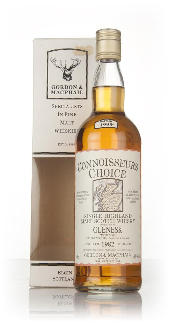 Glenesk 1982 (bottled 1995) - Connoisseurs Choice (Gordon & MacPhail) Single Malt Whisky