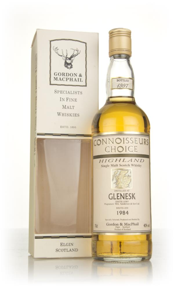 Glenesk 1984 (bottled 1997) - Connoisseurs Choice (Gordon & MacPhail) Single Malt Whisky