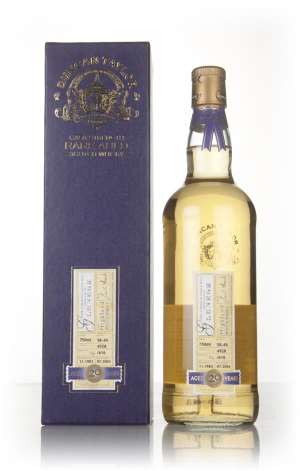 Glenesk 20 Year Old 1983 (cask 4928) - Cask Strength Rare Auld (Duncan Single Malt Whisky