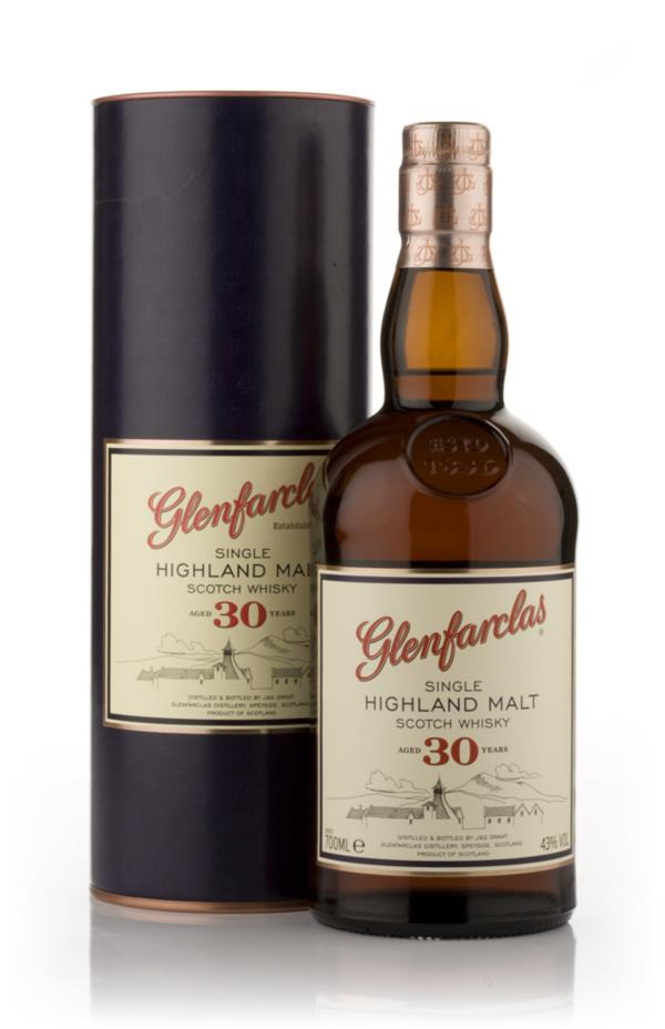 Glenfarclas 30 Year Old (Old Bottling) Single Malt Whisky