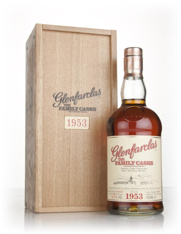 Glenfarclas 1953 Family Cask Single Malt Whisky