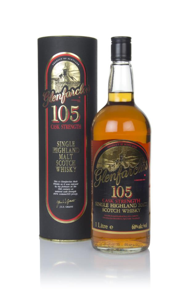 Glenfarclas 105 Cask Strength - 1990s Single Malt Whisky