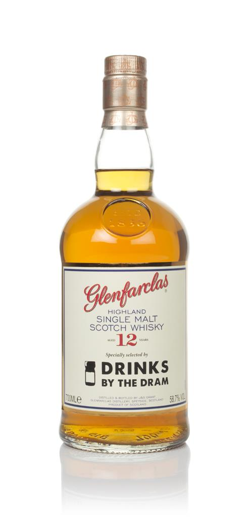 Glenfarclas 12 Year Old - Drinks by the Dram Single Malt Whisky