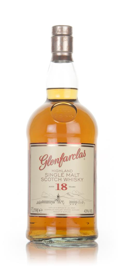 Glenfarclas 18 Year Old Single Malt Whisky