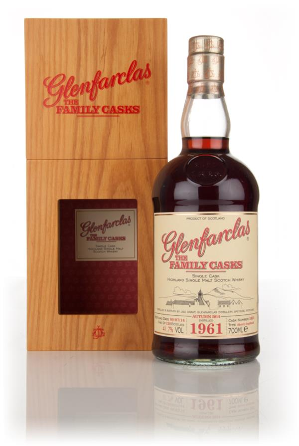 Glenfarclas 1961 (cask 3055) Family Cask Autumn 2014 Release Single Malt Whisky