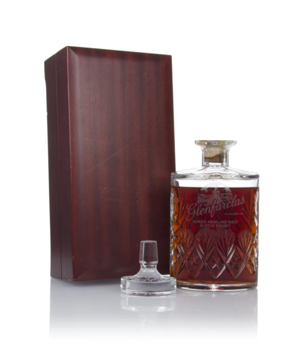 Glenfarclas 1961 Glencairn Crystal Decanter Single Malt Whisky