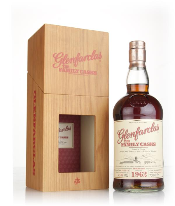Glenfarclas 1962 (cask 3246) Family Cask Spring 2015 Release Single Malt Whisky