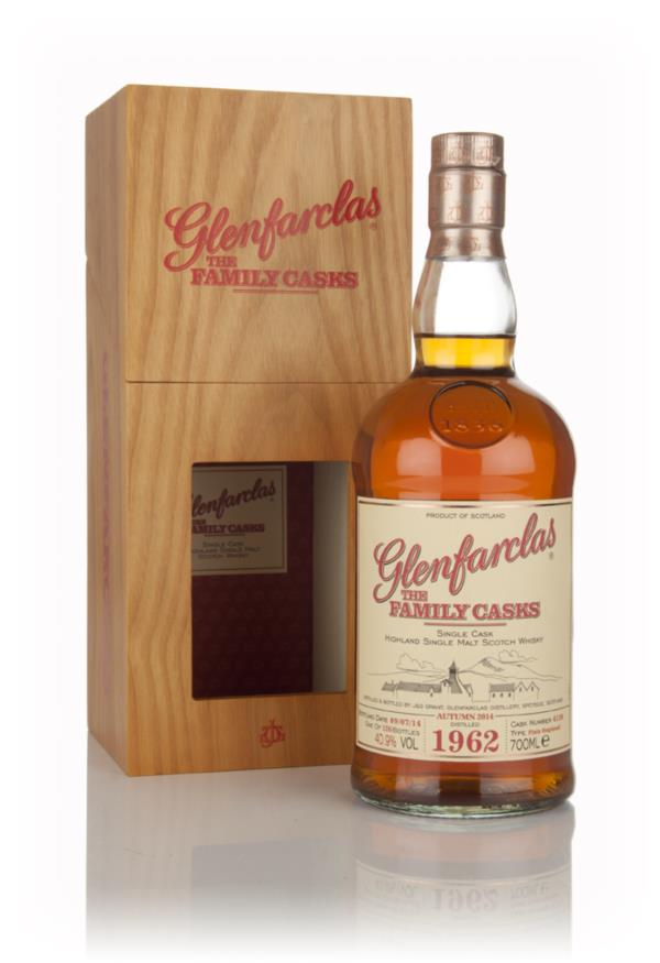 Glenfarclas 1962 (cask 4126) Family Cask Autumn 2014 Release Single Malt Whisky