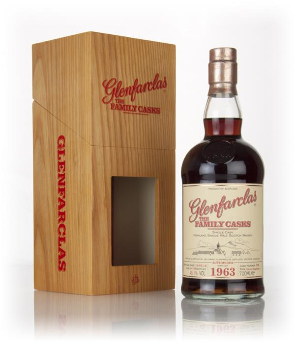Glenfarclas 1963 (cask 178) Family Cask Autumn 2014 Release Single Malt Whisky