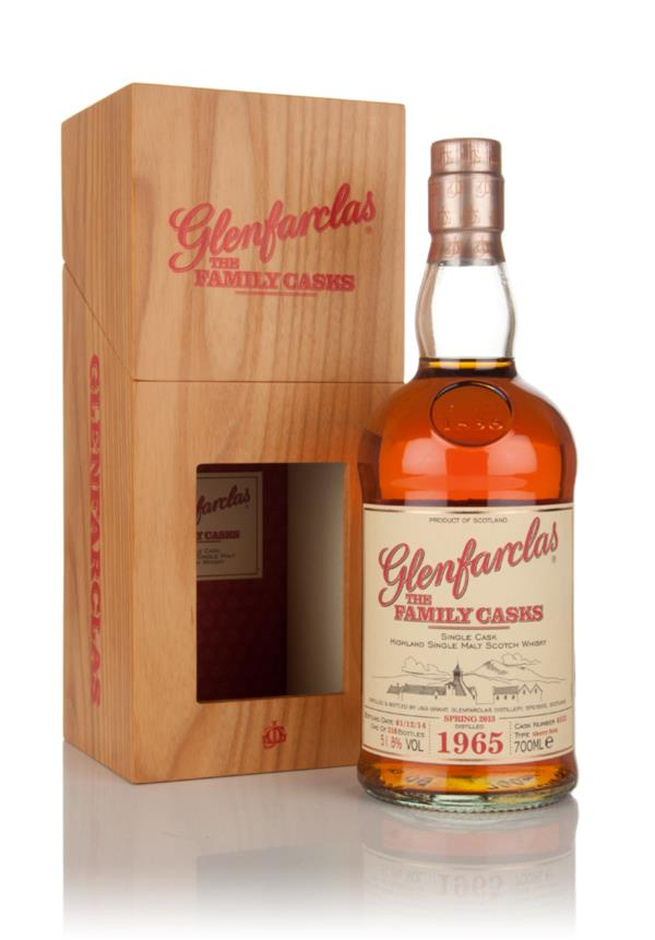 Glenfarclas 1965 (cask 4512) Family Cask Spring 2015 Single Malt Whisky