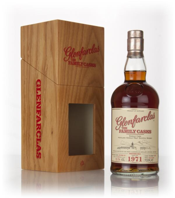 Glenfarclas 1971 (cask 145) Family Cask Winter 2015 Release Single Malt Whisky