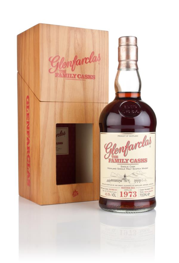 Glenfarclas 1973 (cask 4794) Family Cask Winter 2015 Release Single Malt Whisky