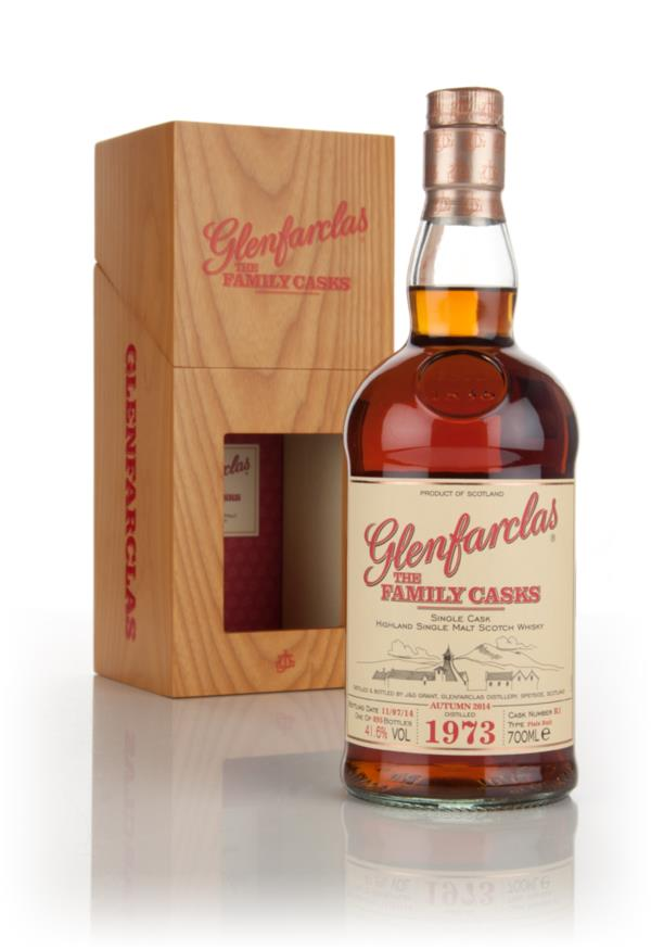 Glenfarclas 1973 (cask R1) Family Cask Autumn 2014 Release Single Malt Whisky