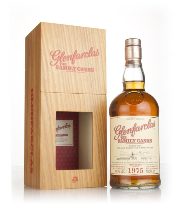 Glenfarclas 1975 (cask 1185) Family Cask Winter 2015 Release Single Malt Whisky