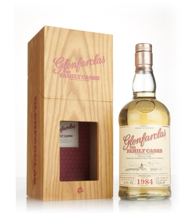 Glenfarclas 1984 (cask 6033) Family Cask Winter 2015 Release Single Malt Whisky