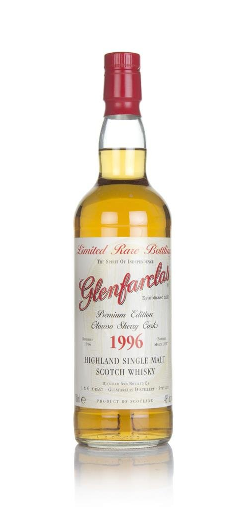 Glenfarclas 1996 (bottled 2017) Premium Edition Single Malt Whisky
