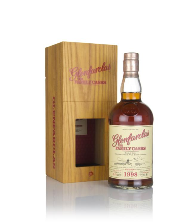 Glenfarclas 1998 (cask 1695) Family Cask Winter 2017 Release Single Malt Whisky