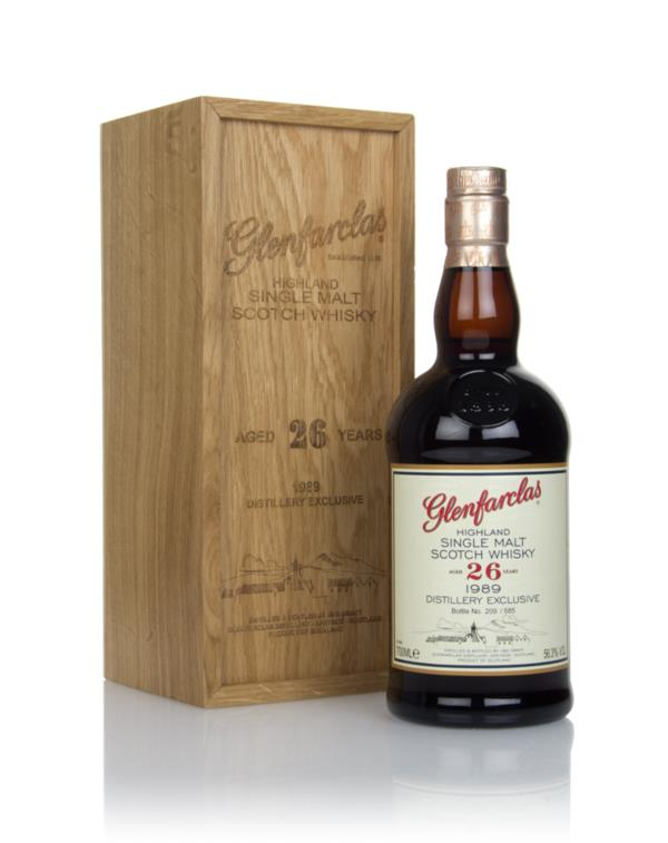 Glenfarclas 26 Year Old 1989 Distillery Exclusive Single Malt Whisky