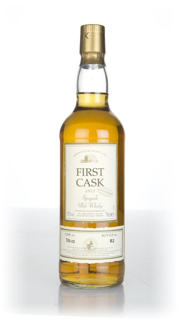 Glenfarclas 30 Year Old 1973 (cask 7010) - First Cask Single Malt Whisky