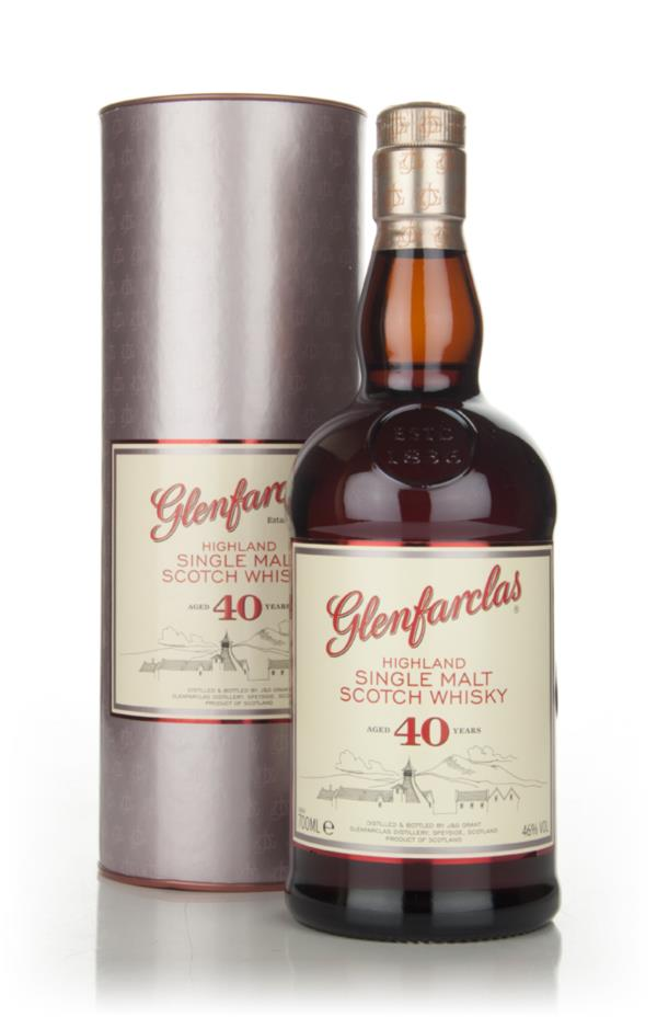 Glenfarclas 40 Year Old (46%) 3cl Sample Single Malt Whisky