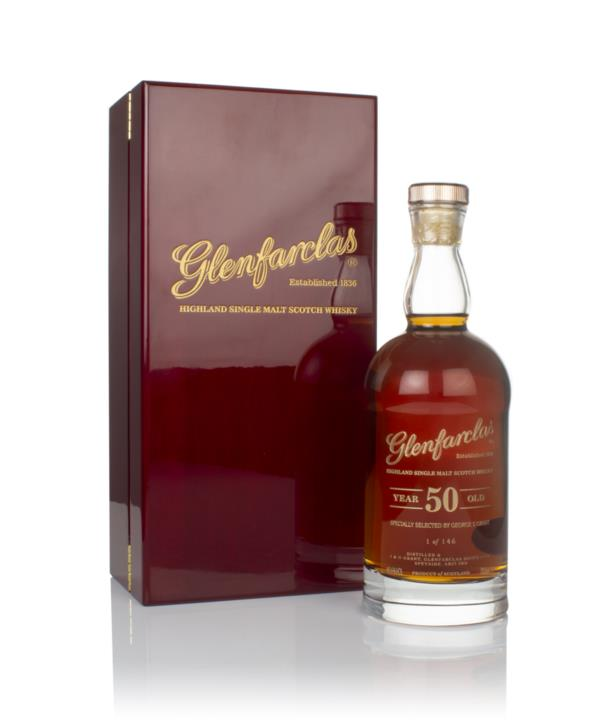 Glenfarclas 50 Year Old Decanter Single Malt Whisky