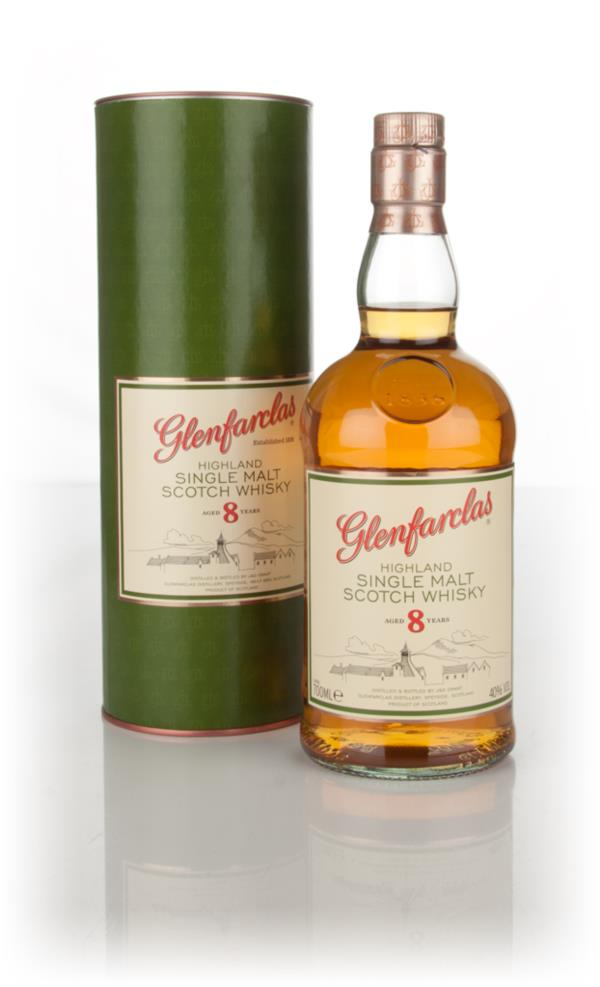 Glenfarclas 8 Year Old Single Malt Whisky