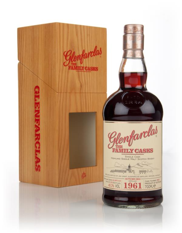 Glenfarclas Family Cask 1961 Autumn 2013 Release 3cl Sample Single Malt Whisky