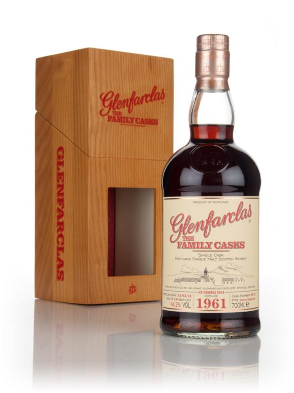 Glenfarclas Family Cask 1961 (cask 3054) Summer 2014 Release Single Malt Whisky