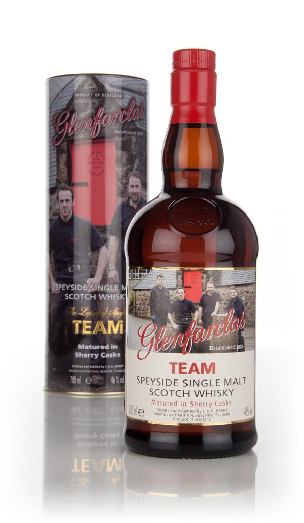 Glenfarclas Team - The Legend of Speyside Single Malt Whisky