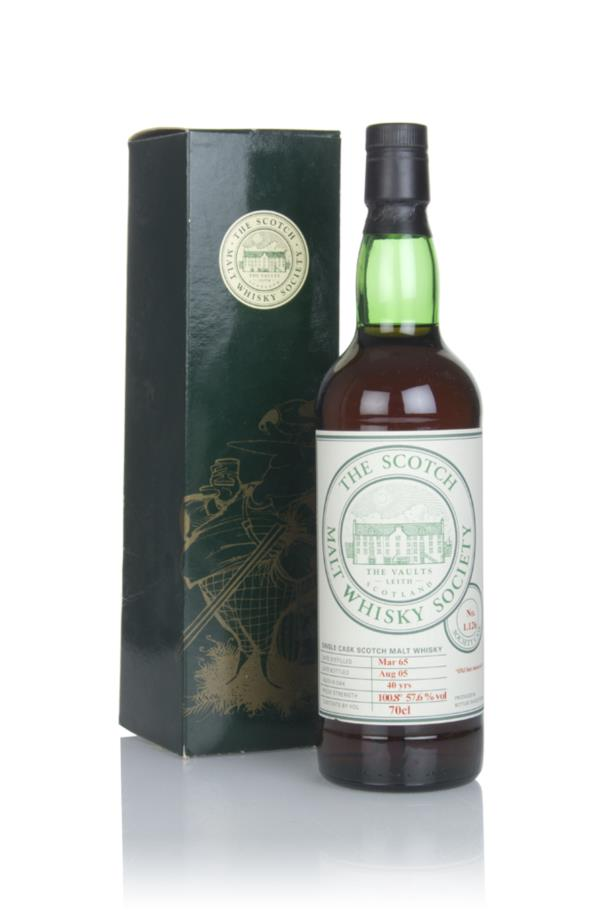 SMWS 1.126 40 Year Old 1965 Single Malt Whisky