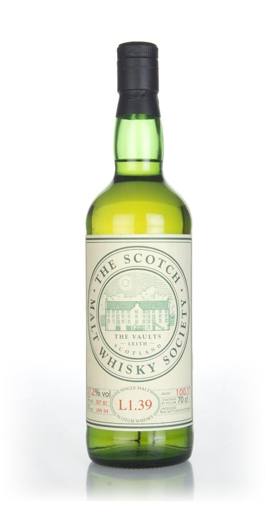 SMWS L1.39 11 Year Old 1982 Single Malt Whisky