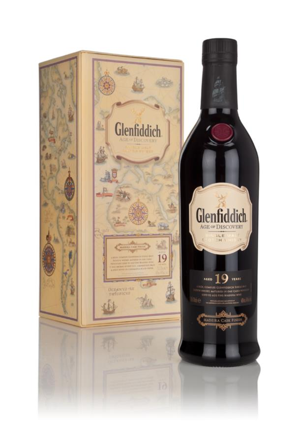 Glenfiddich 19 Year Old Age of Discovery Maderia Cask Finish Single Malt Whisky