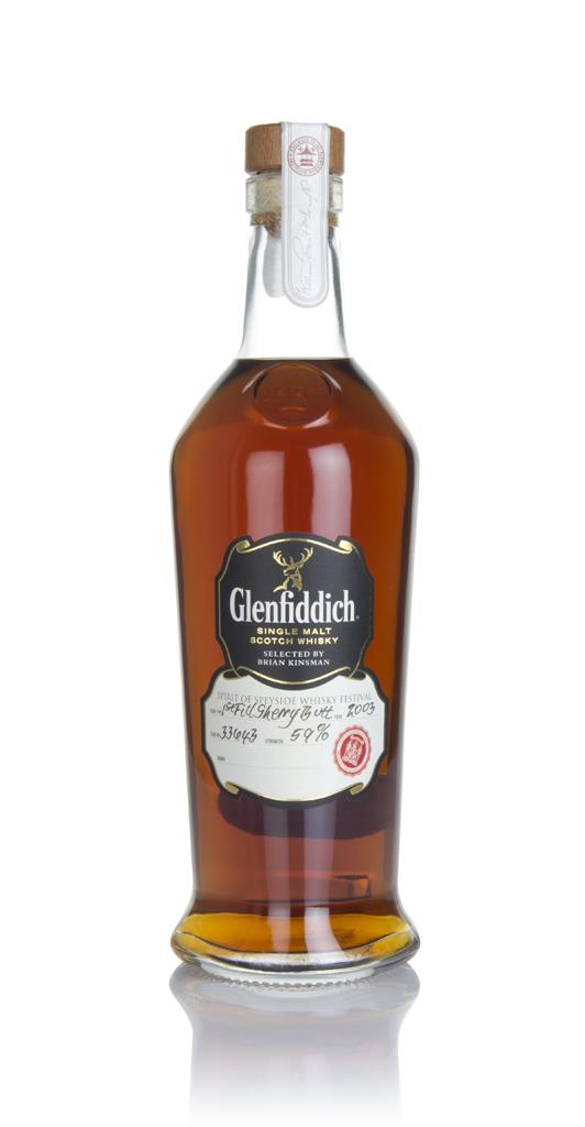 Glenfiddich 2003 (cask 33643) - Spirit of Speyside 2017 Single Malt Whisky