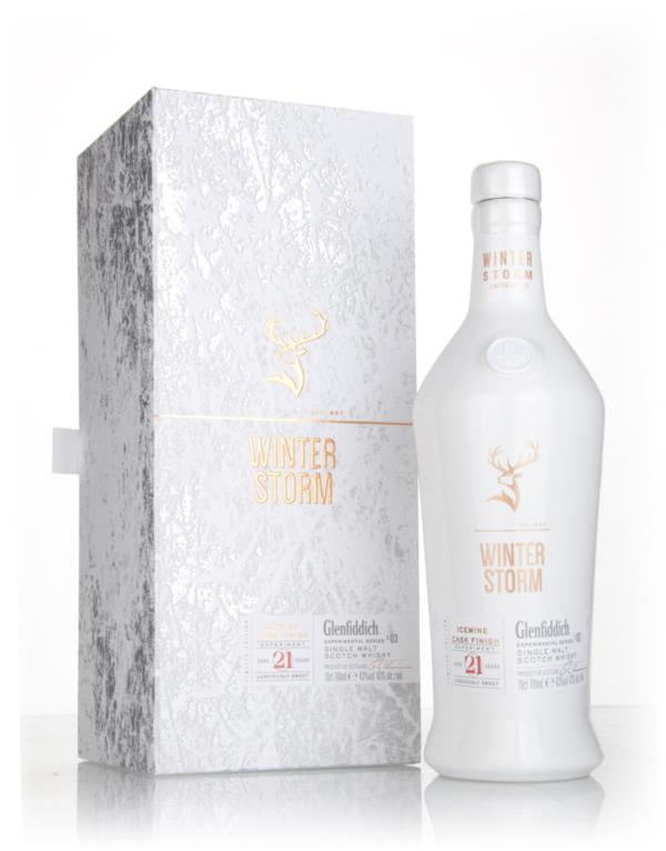 Glenfiddich 21 Year Old Experimental Series - Winter Storm (Batch 1) 3 Single Malt Whisky 3cl Sample