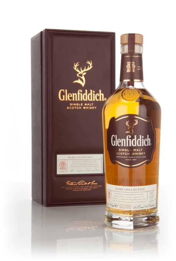 Glenfiddich 22 Year Old 1992 (cask 8387) - Rare Collection Single Malt Whisky