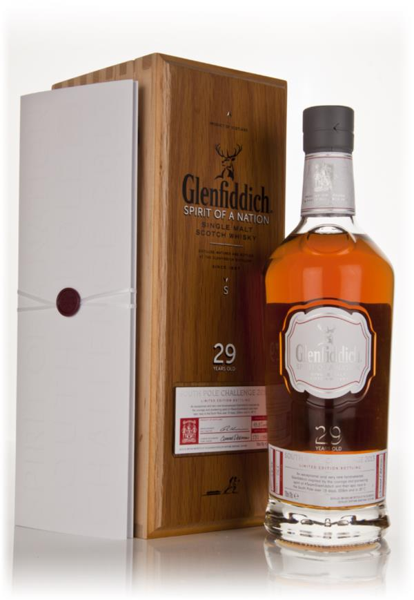 Glenfiddich 29 Year Old Spirit Of A Nation Single Malt Whisky