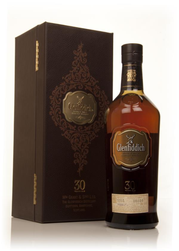 Glenfiddich 30 Year Old 3cl Sample Single Malt Whisky