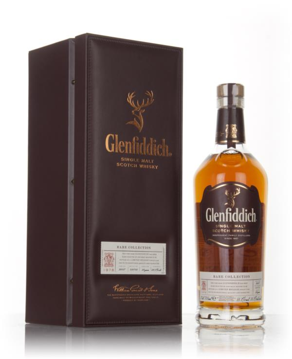 Glenfiddich 38 Year Old 1978 (cask 28117) Single Malt Whisky