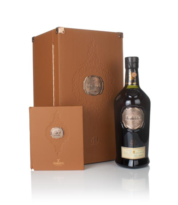Glenfiddich 40 Year Old - Rare Collection (Release Number 16) Single Malt Whisky