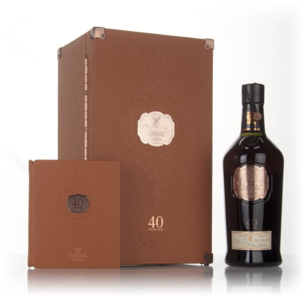 Glenfiddich 40 Year Old - Rare Collection (Release Number 13) Single Malt Whisky