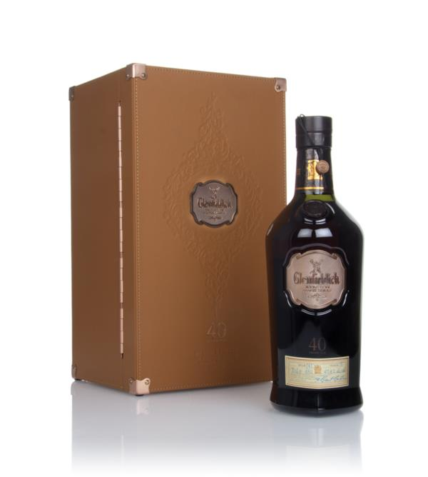 Glenfiddich 40 Year Old - Rare Collection (Release Number 15) Single Malt Whisky