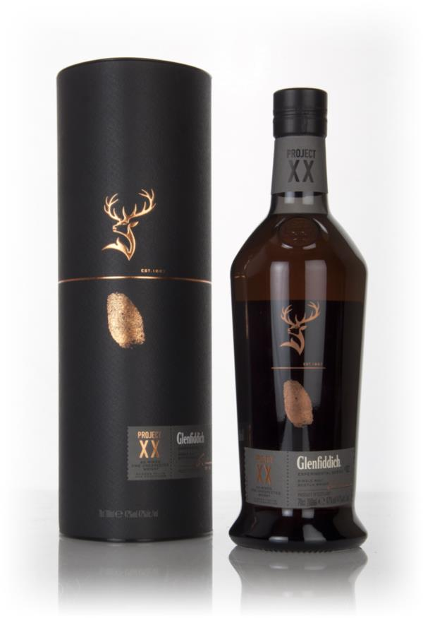 Glenfiddich Experimental Series - Project XX Single Malt Whisky