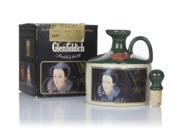 Glenfiddich Mary Queen of Scots Flagon - 1970s Single Malt Whisky