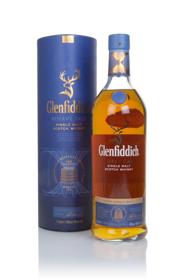 Glenfiddich Reserve Cask 1l Single Malt Whisky