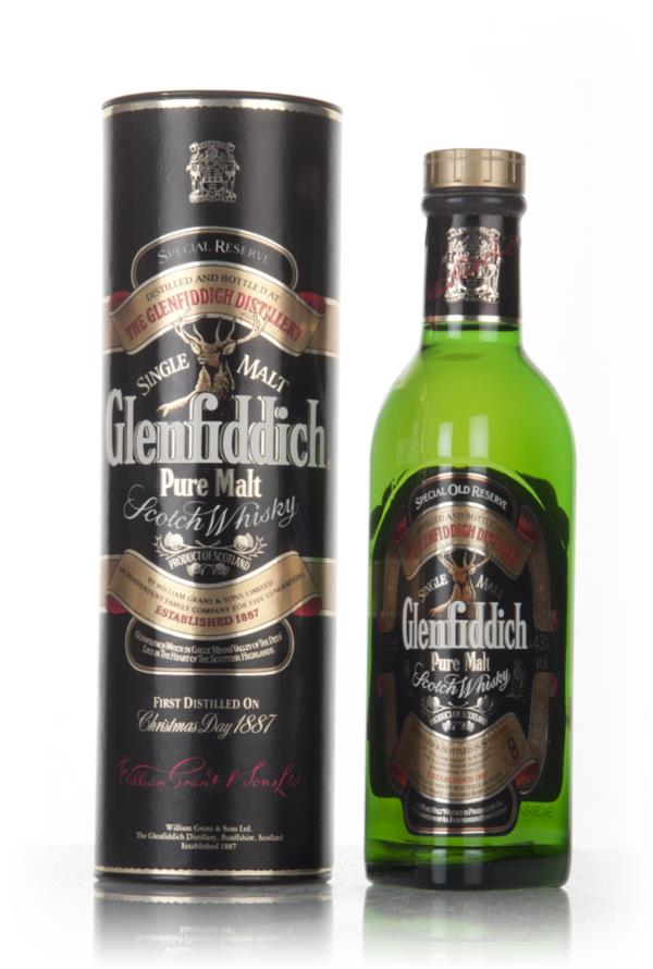 Glenfiddich Special Old Reserve (35cl) - 1990s Single Malt Whisky