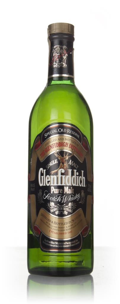 Glenfiddich Special Old Reserve 75cl - 1970s Single Malt Whisky